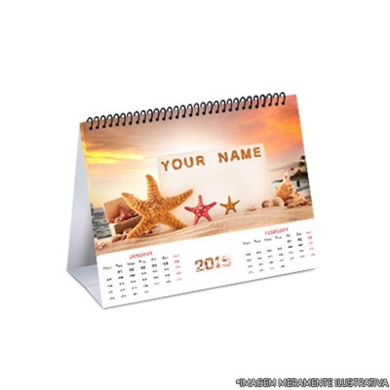 Encomendar Calendário Personalizado com Nome Vila Romana - Calendário Personalizado com Fotos