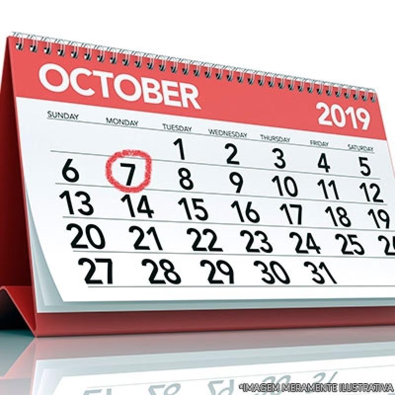 Encomendar Calendário Personalizado Empresa Moema - Calendário Personalizado com Fotos