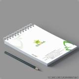 bloco a5 personalizado valor Cidade Dutra