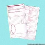 bloco personalizado receituário