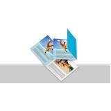fazer folder promocional Vila Tramontano