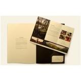 folder promocional Pinheiros
