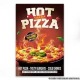 gráfica de folhetos para pizzaria Morumbi