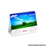 onde faz calendário personalizado com nome Liberdade