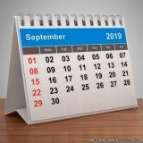onde faz calendário personalizado mesa Jardim São Luiz
