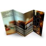 preço do folder de viagem Vila Buarque