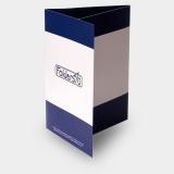 preço do folder turístico Jockey Club